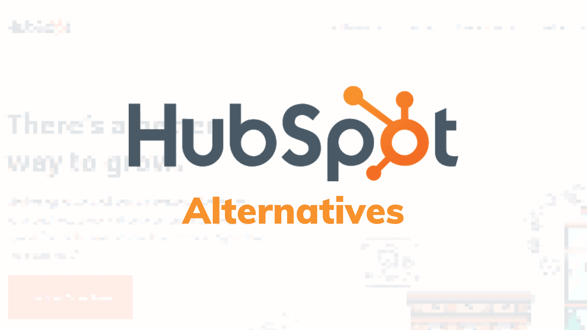 Hubspot-Alternatives